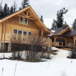 House at Glimpse Lake built be Mettler Construction in Merritt BC