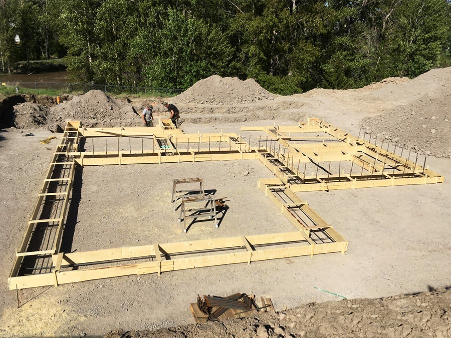Fir Road project begins for Mettler Construction in Merrit BC